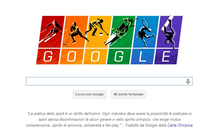 Olimpiadi Arcobaleno