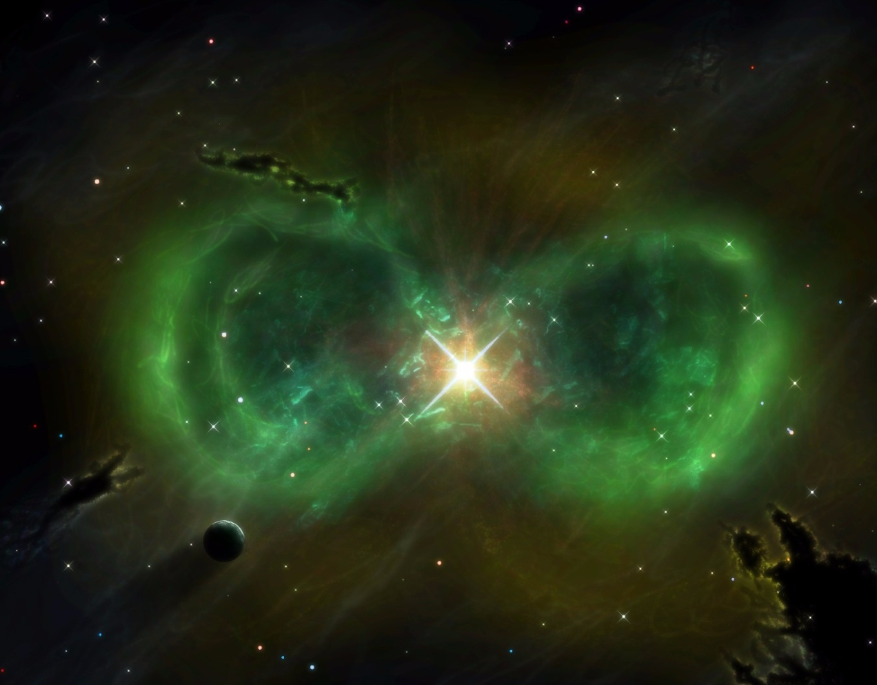 infinity nebula